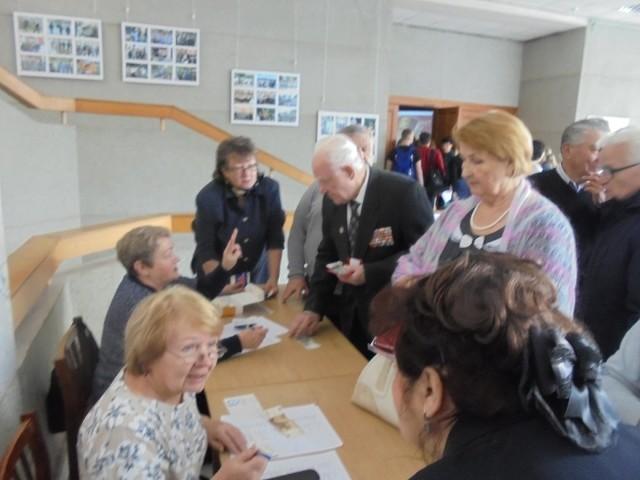 Собрание, посвященное 99-летию комсомола