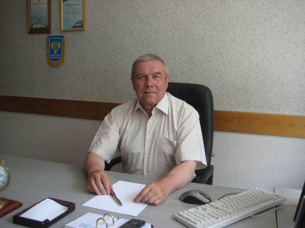 Комсомольский вожак