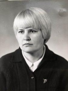 «Советская  пленница»